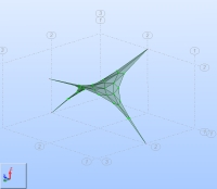 3D koorik, optimeeritud